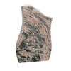 China Juparana Red Granite Gravestone